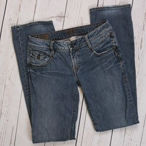 """Silver Jeans """"Cindy"""" Straight-Leg Jeans"""